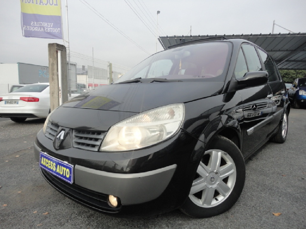 voiture renault sc nic 1 9 dci 120 bv6 occasion diesel 2004 191200 km 2990 cournon d. Black Bedroom Furniture Sets. Home Design Ideas