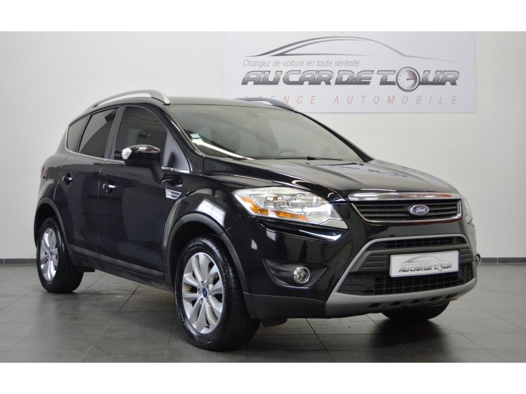 ford kuga 2 0 tdci 163ch fap titanium powershift au car de tour agence automobile changez. Black Bedroom Furniture Sets. Home Design Ideas