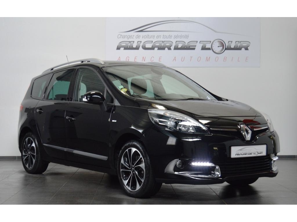renault grand scenic 1 5 dci 110ch bose edc euro6 7 places 2015 diesel v hicule d 39 occasion. Black Bedroom Furniture Sets. Home Design Ideas