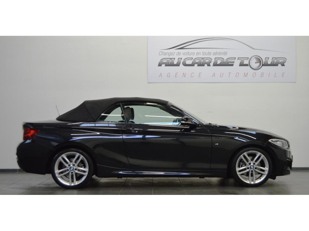 BMW SERIE 2 CABRIOLET 1