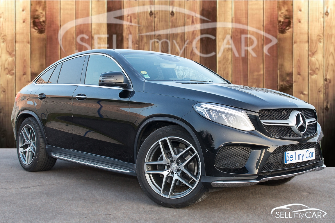 Photo Mercedes GLE COUPE