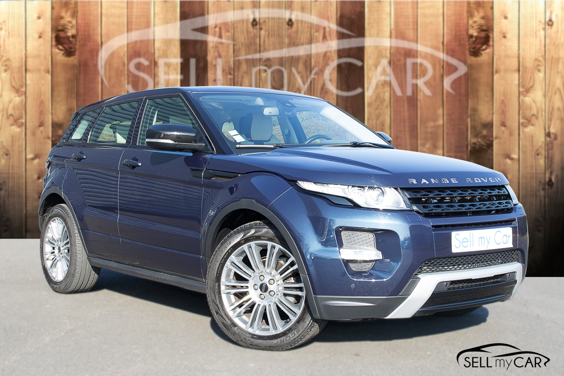 Photo LAND ROVER EVOQUE